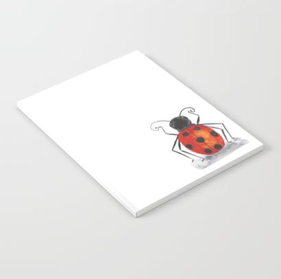 Ladybug One notebook