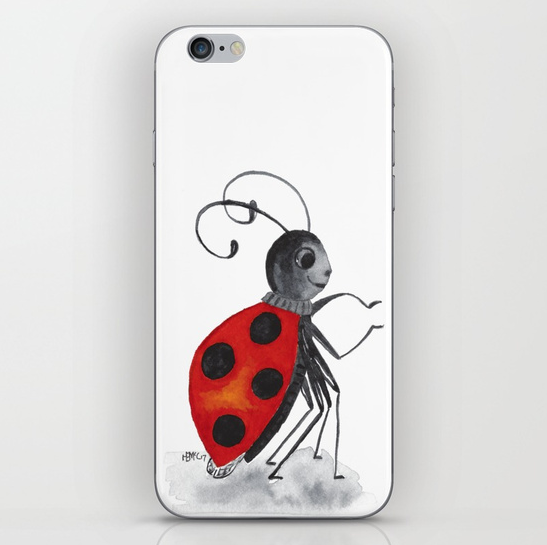 Ladybug Two iPhone
