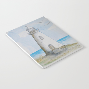 Lighthouse One notebook
